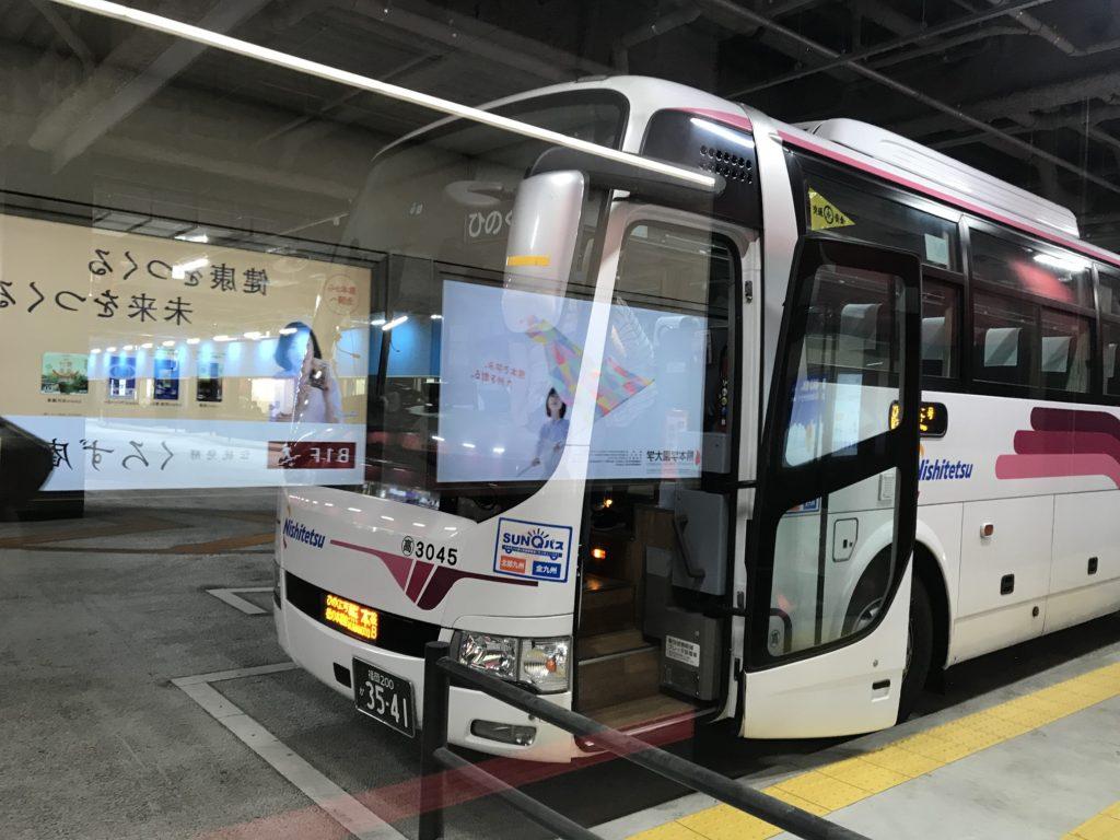 熊本桜町バスターミナル