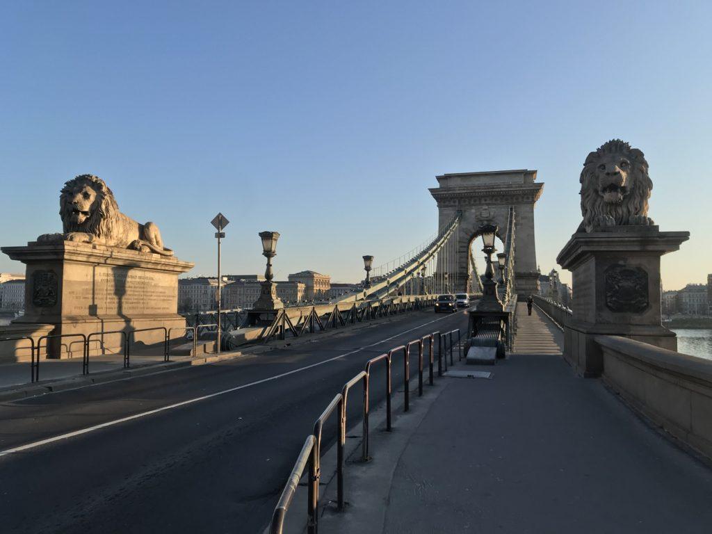 ブダペスト鎖橋
