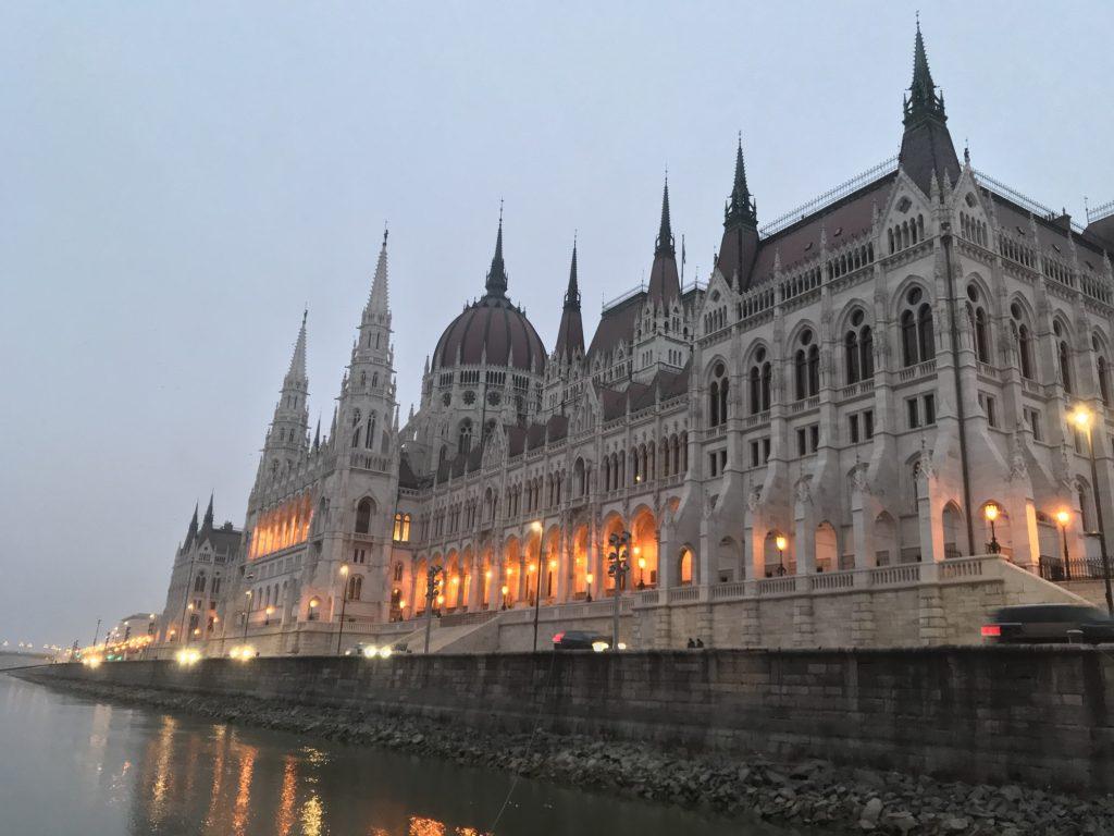 ブダペスト国会議事堂